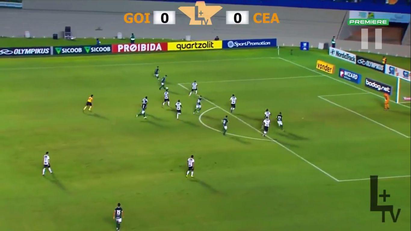 12-05-2019 - Goias 2-1 Ceara