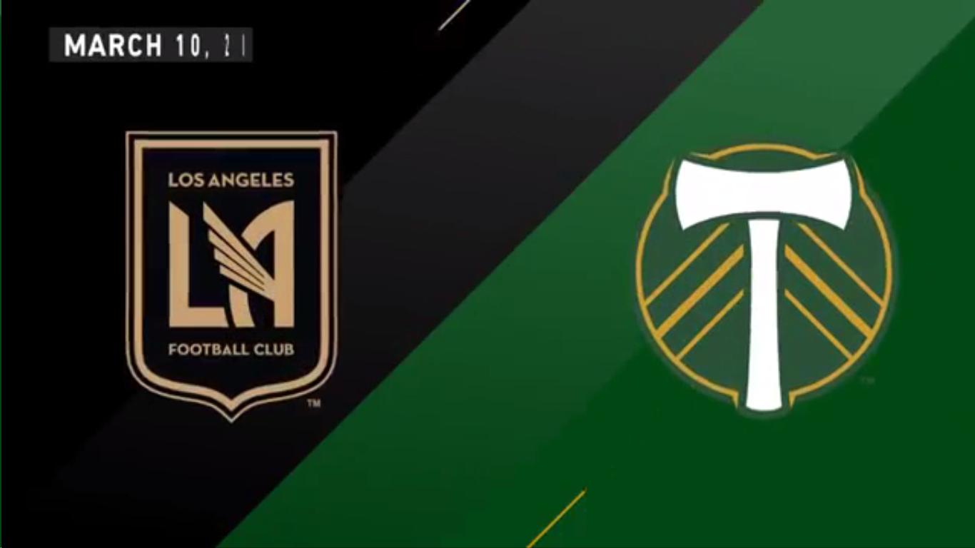 11-03-2019 - Los Angeles FC 4-1 Portland Timbers