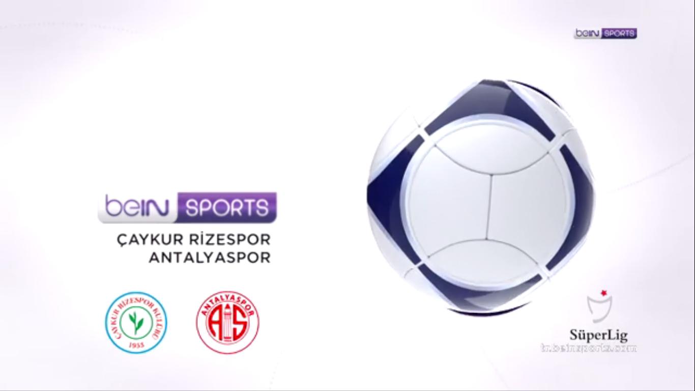 09-11-2019 - Rizespor 1-0 Antalyaspor