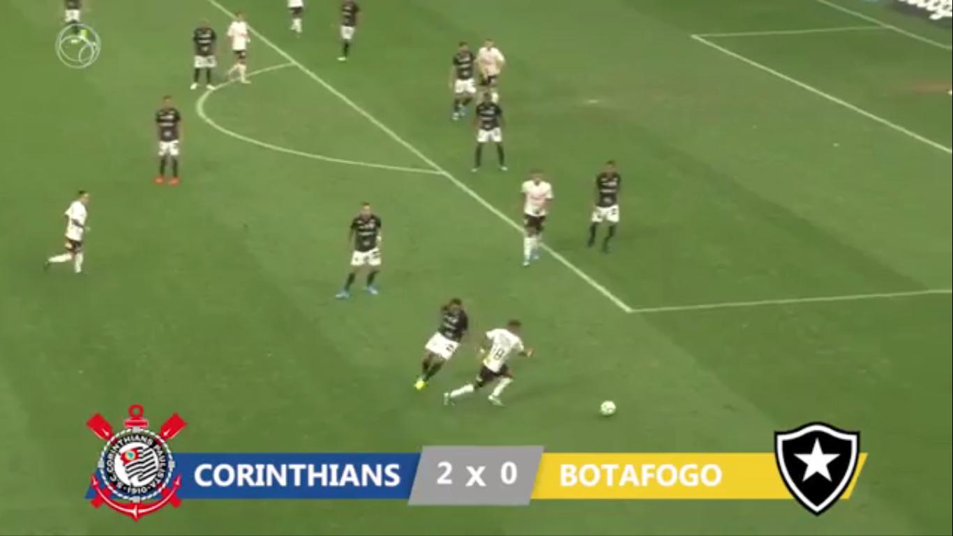 18-08-2019 - SC Corinthians SP 2-0 Botafogo FR RJ