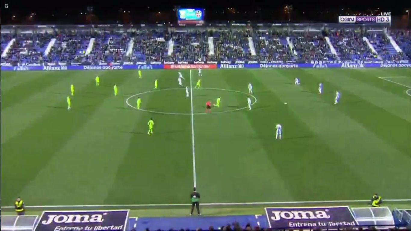 04-03-2019 - Leganes 1-0 Levante