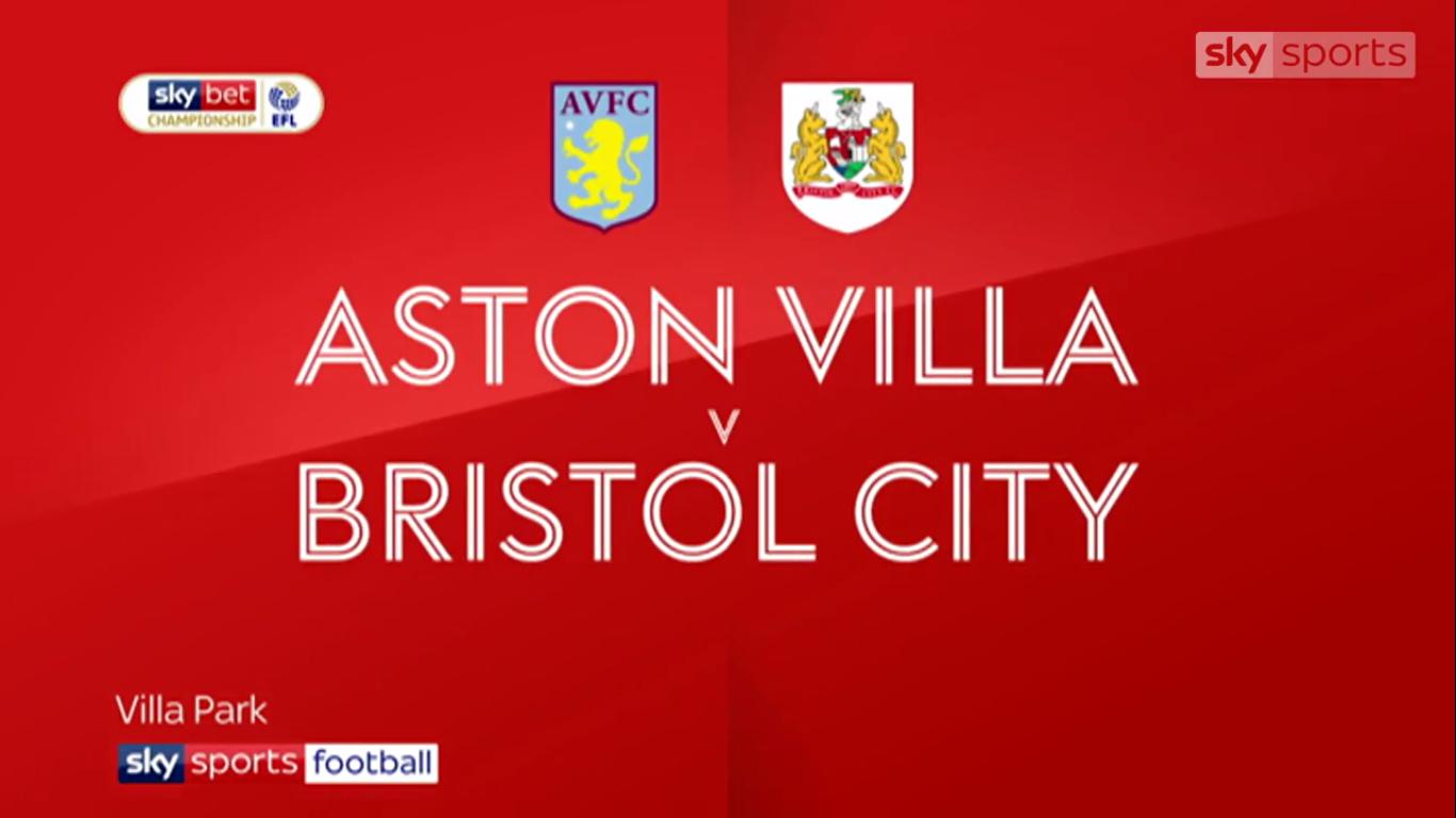 13-04-2019 - Aston Villa 2-1 Bristol City (CHAMPIONSHIP)