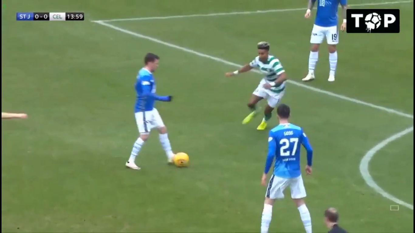 03-02-2019 - St.Johnstone 0-2 Celtic