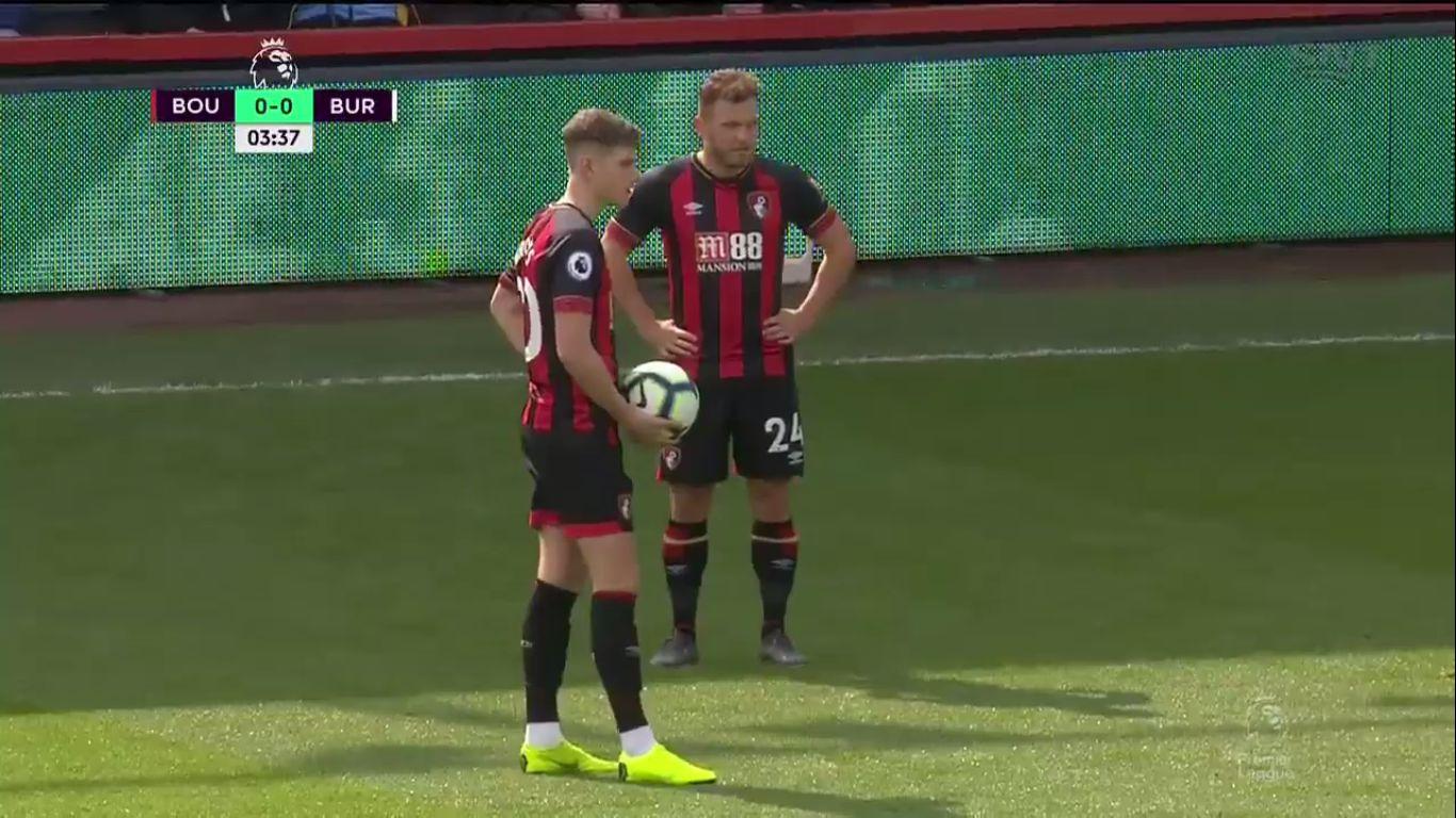 06-04-2019 - AFC Bournemouth 1-3 Burnley