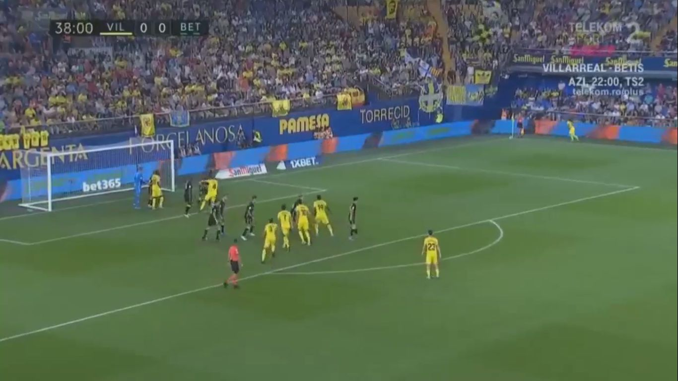 27-09-2019 - Villarreal 5-1 Real Betis