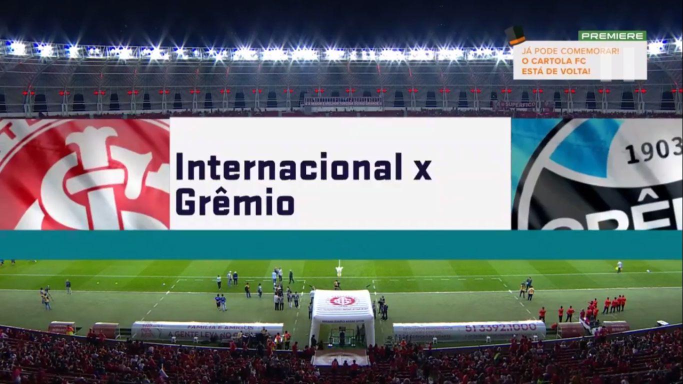 21-07-2019 - Internacional 1-1 Gremio