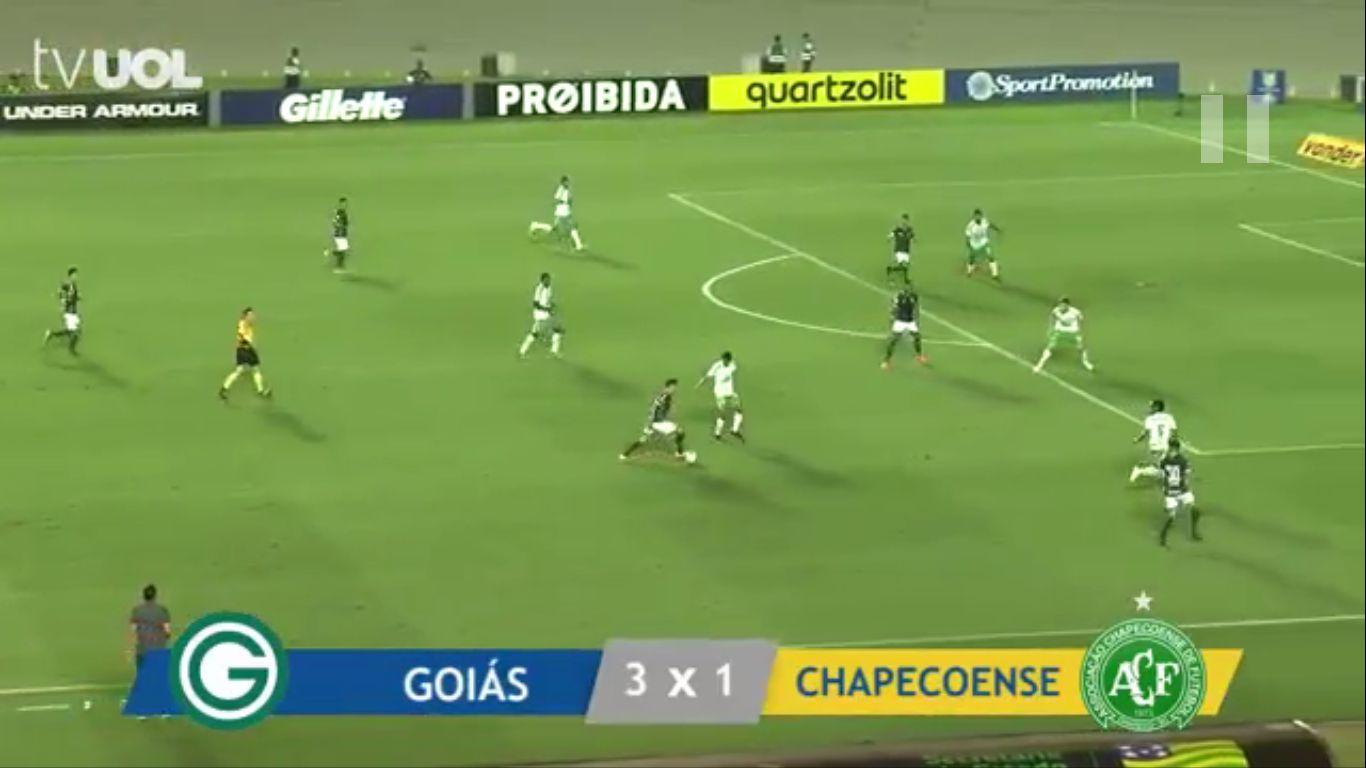 11-06-2019 - Goias 3-1 Chapecoense AF