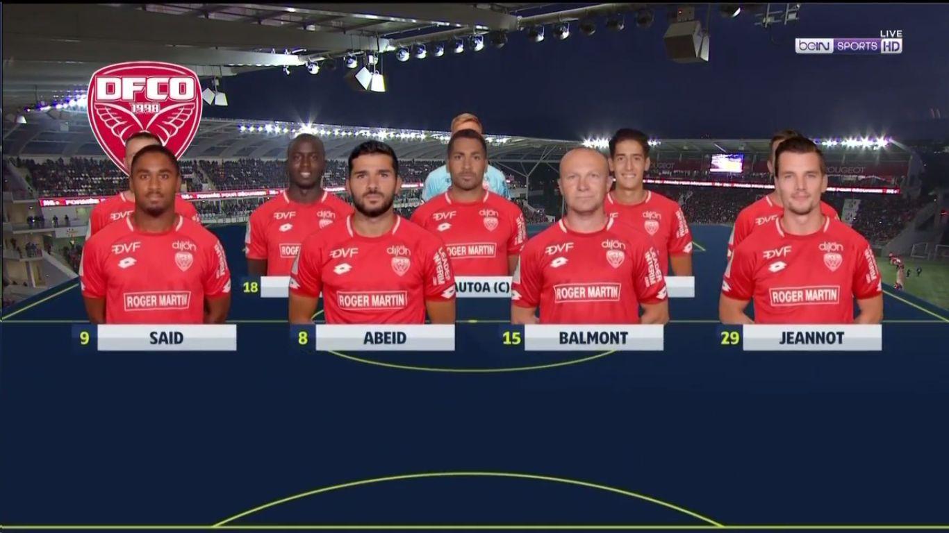 12-03-2019 - Dijon 0-4 Paris Saint-Germain