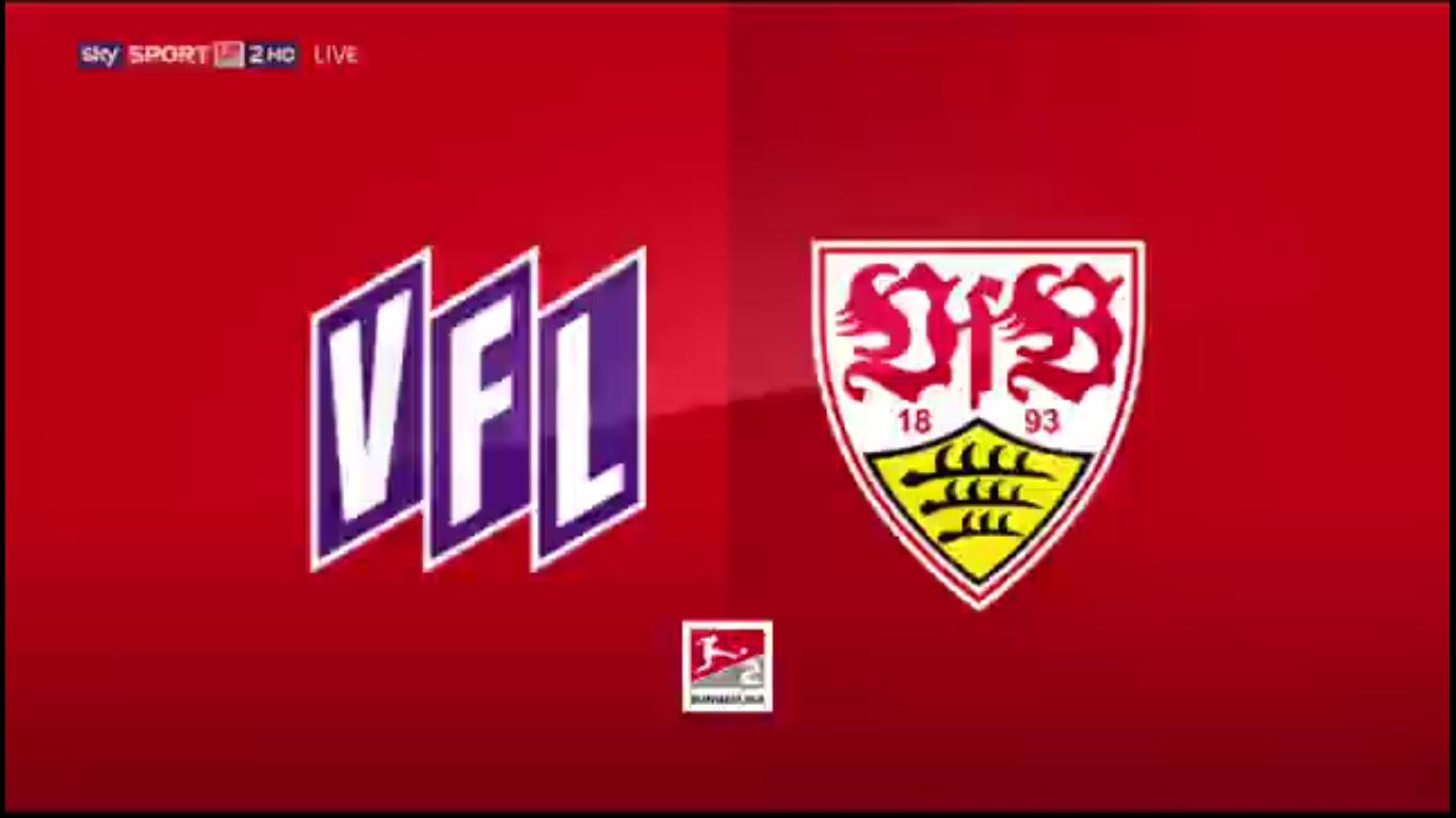 09-11-2019 - VfL Osnabruck 1-0 VfB Stuttgart (2. BUNDESLIGA)