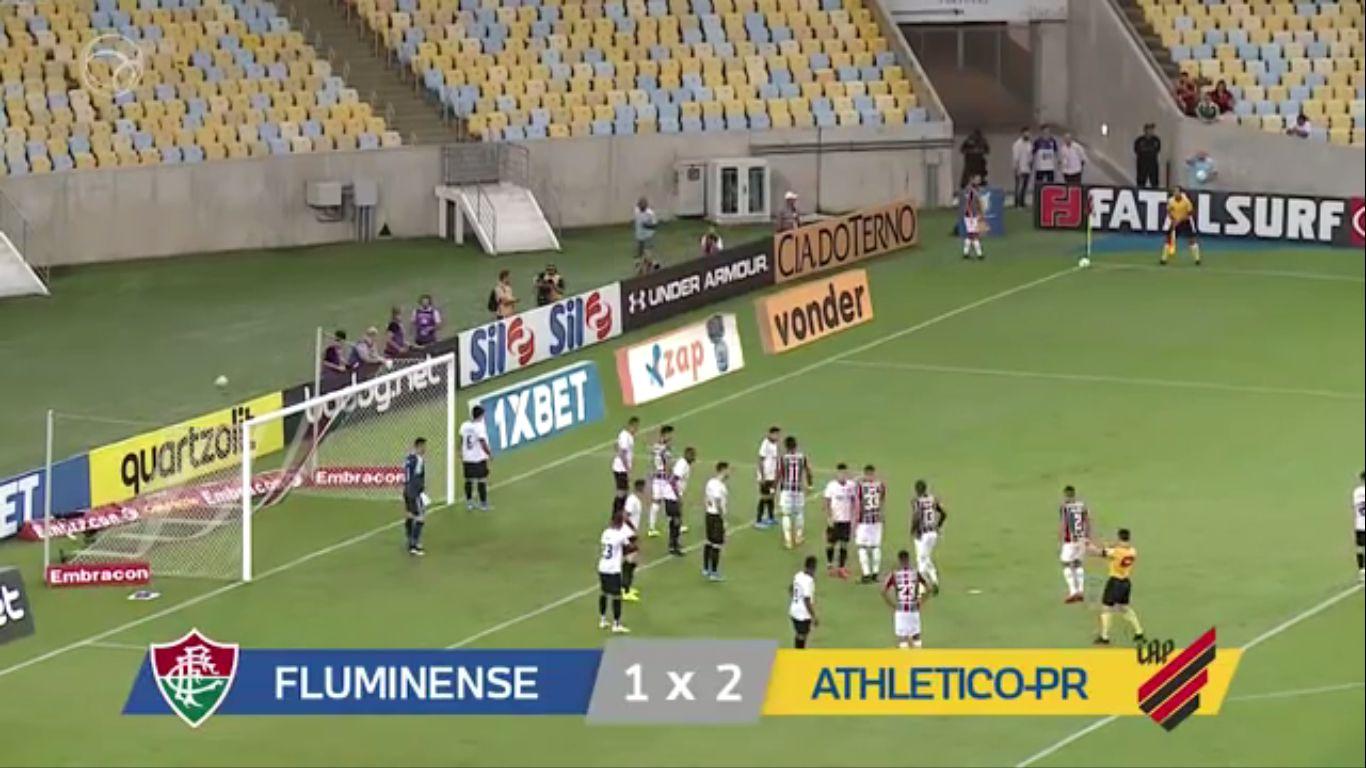 18-10-2019 - Fluminense FC RJ 1-2 CA Paranaense PR