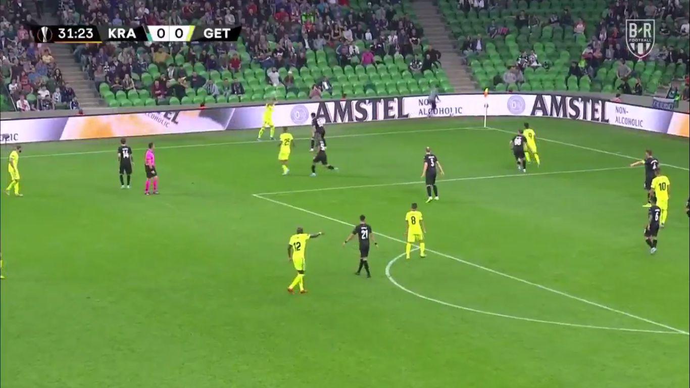 03-10-2019 - FC Krasnodar 1-2 Getafe (EUROPA LEAGUE)