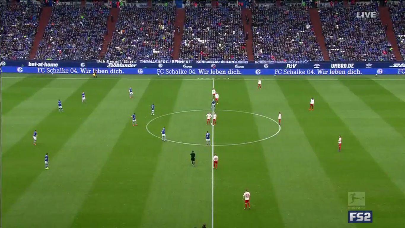 16-03-2019 - Schalke 04 0-1 RasenBallsport Leipzig