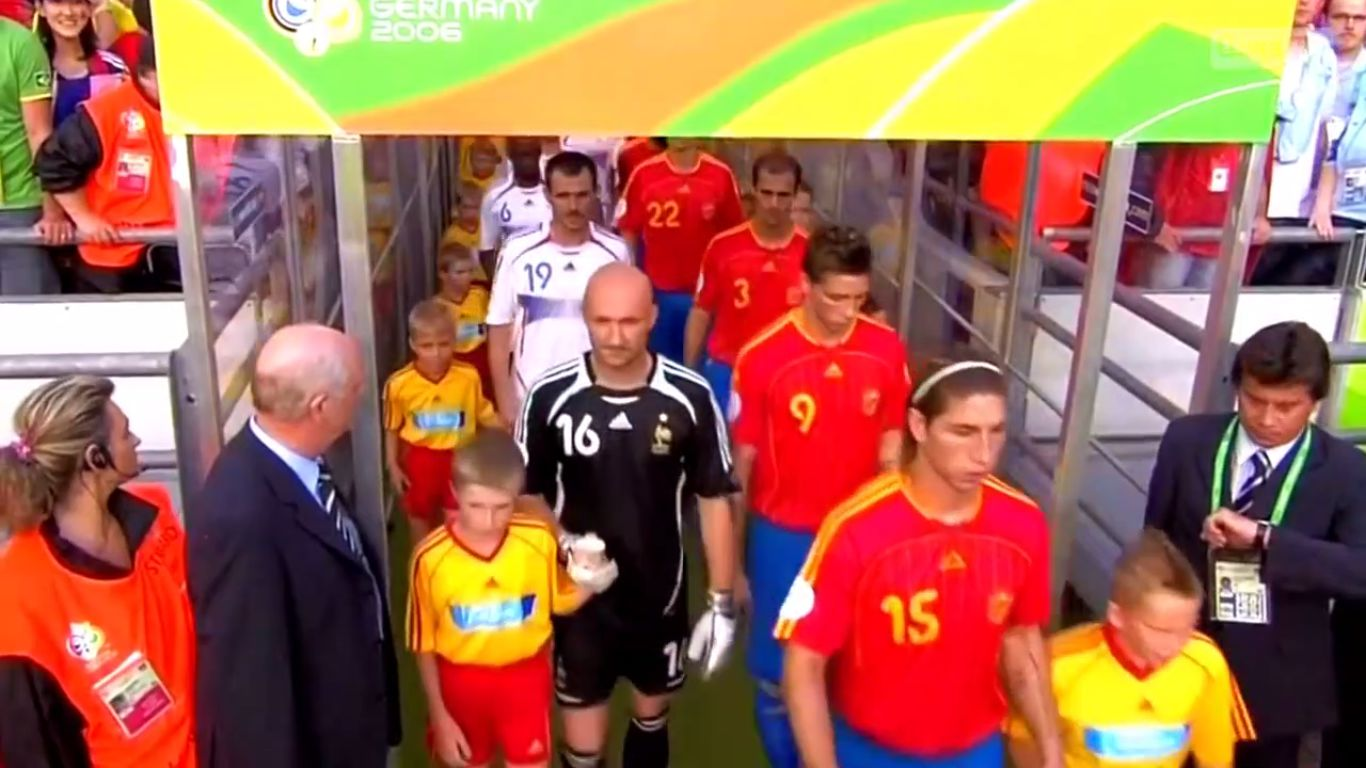 Classic Matches - Spain 1-3 France - 2006 WORLD CUP