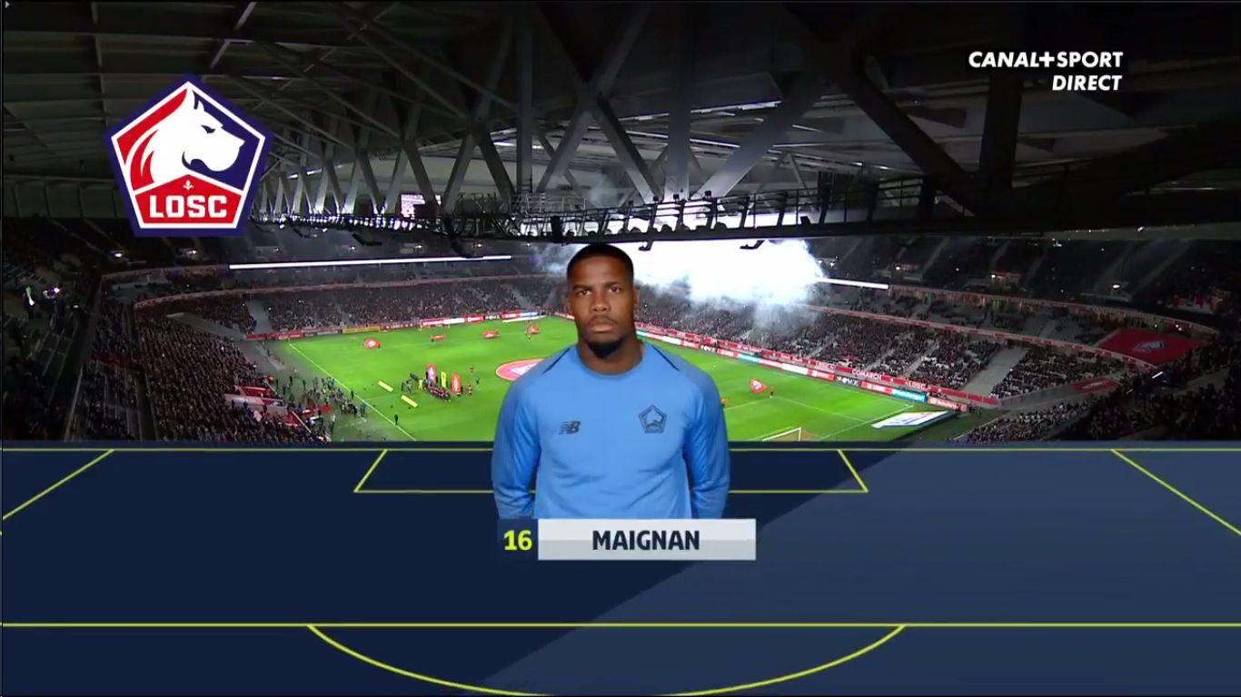 15-03-2019 - Lille 0-1 Monaco