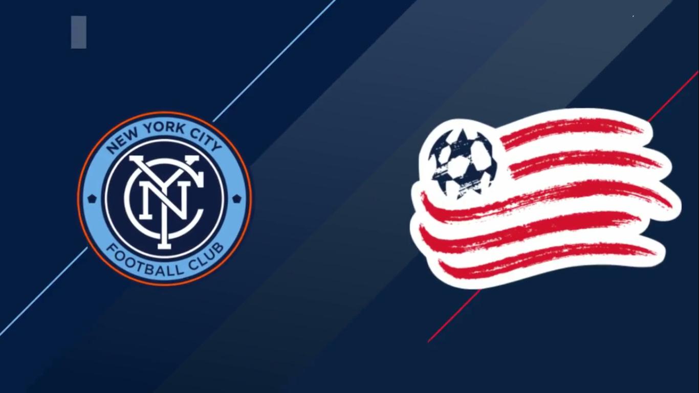 08-09-2019 - New York City FC 2-1 New England Revolution