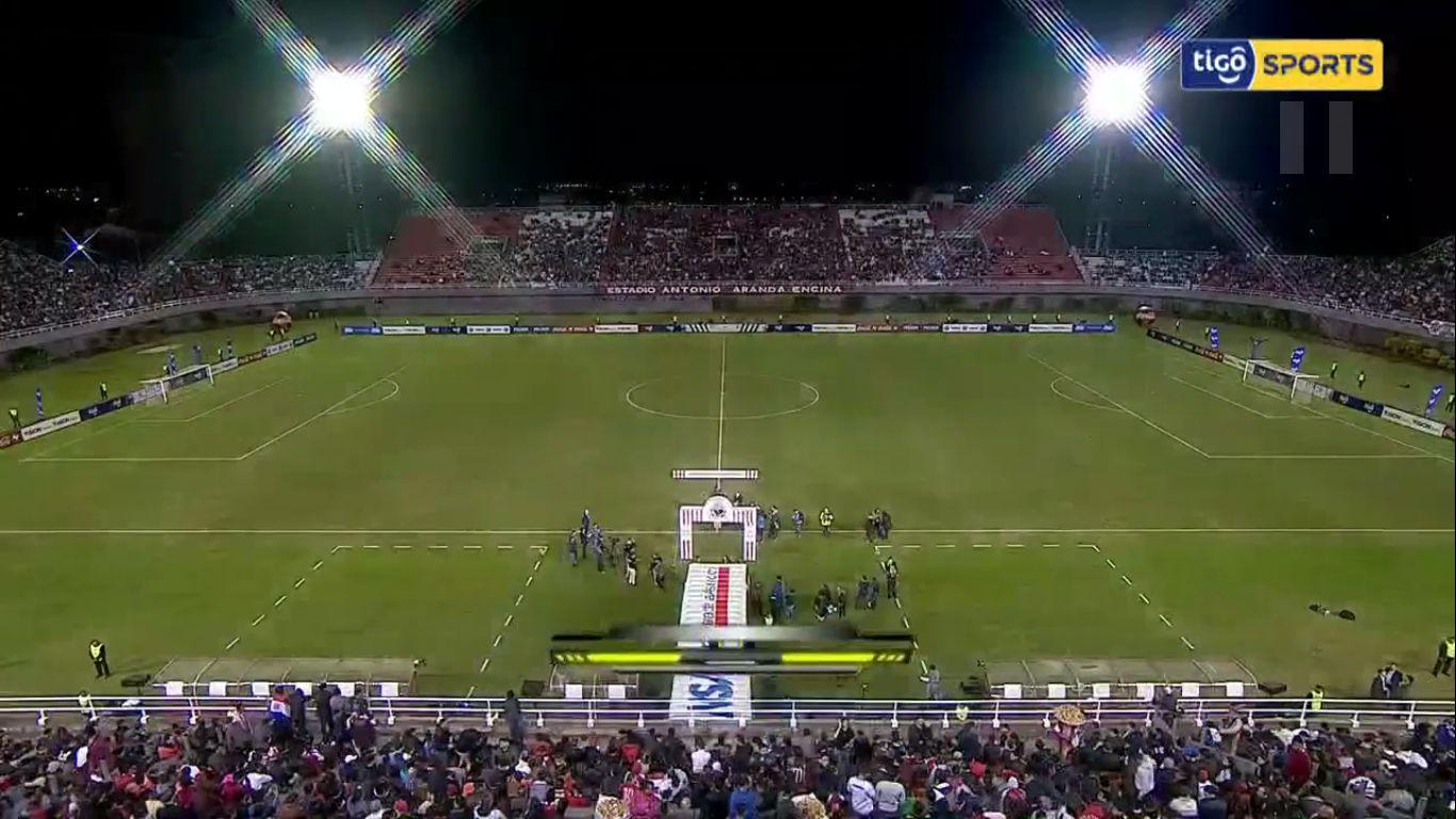 06-06-2019 - Paraguay 1-1 Honduras (FRIENDLY)