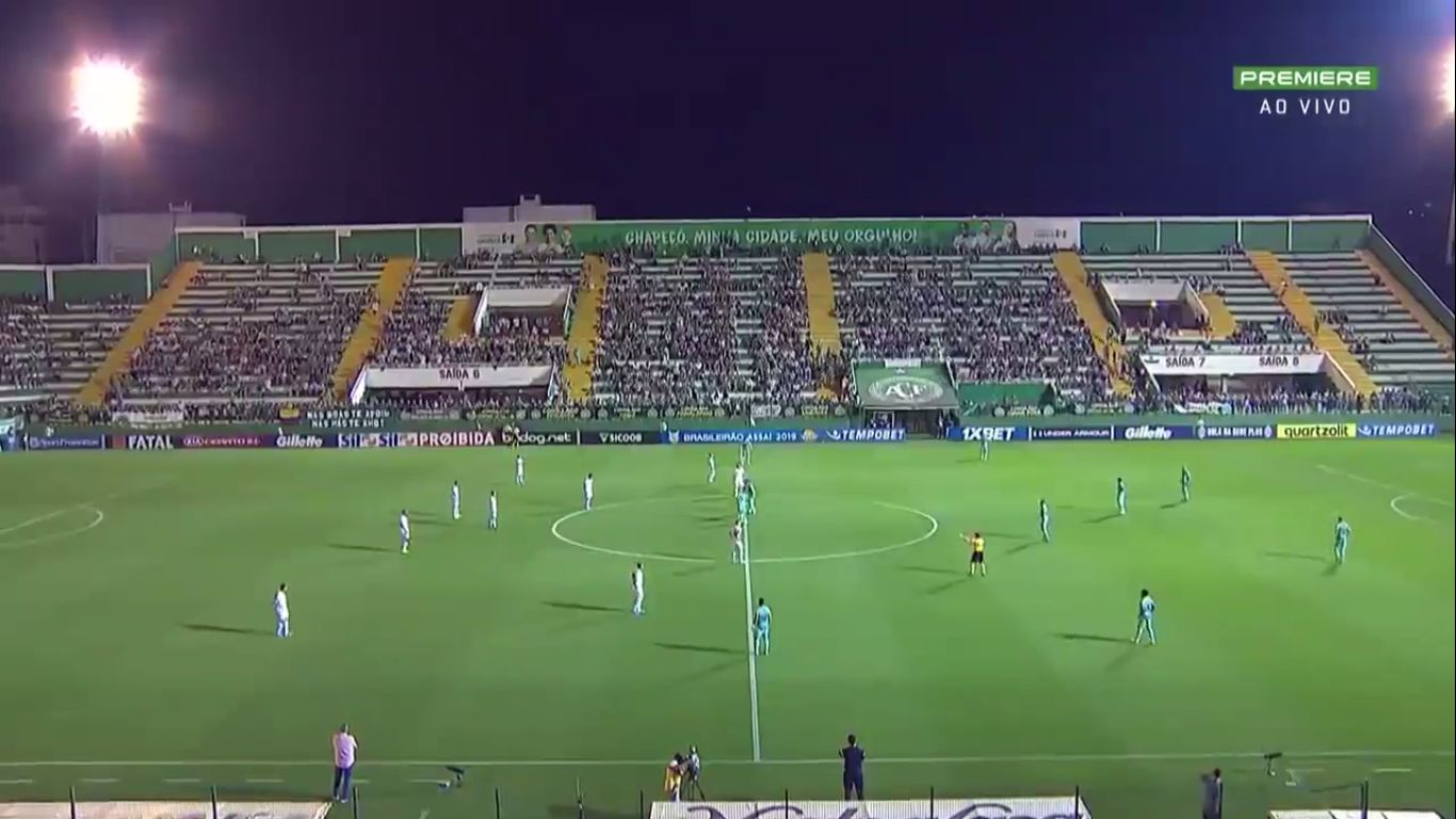 14-10-2019 - Chapecoense AF 1-1 Cruzeiro