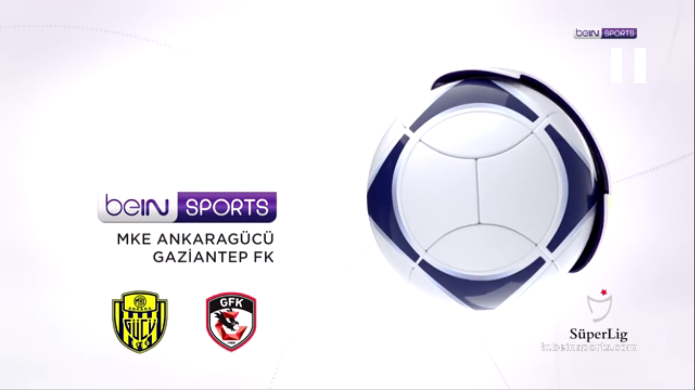 04-11-2019 - Ankaragucu 1-2 Gaziantep FK