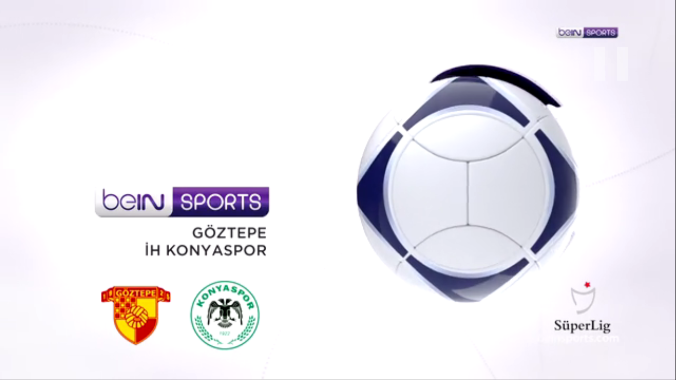 20-09-2019 - Goztepe 1-0 Konyaspor