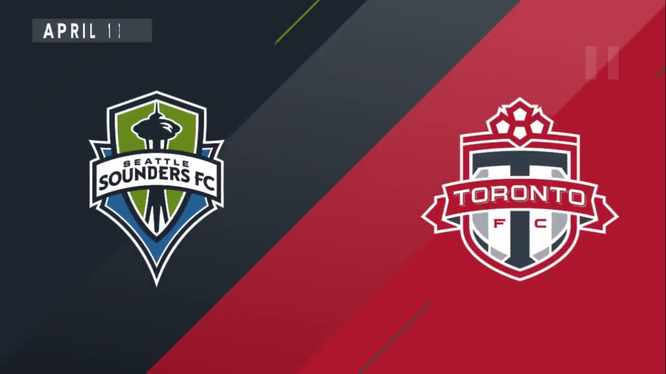 14-04-2019 - Seattle Sounders FC 3-2 Toronto FC