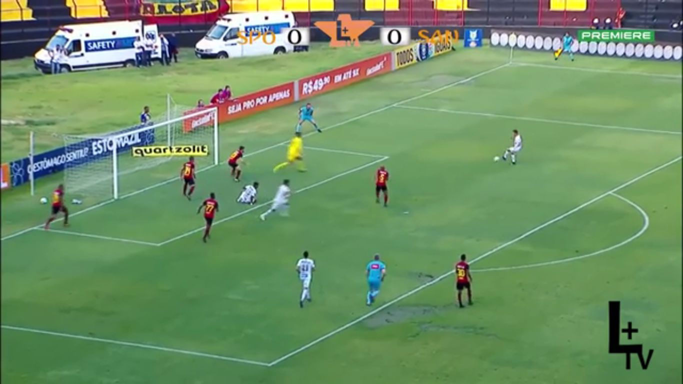 03-12-2018 - Sport Recife 2-1 Santos FC
