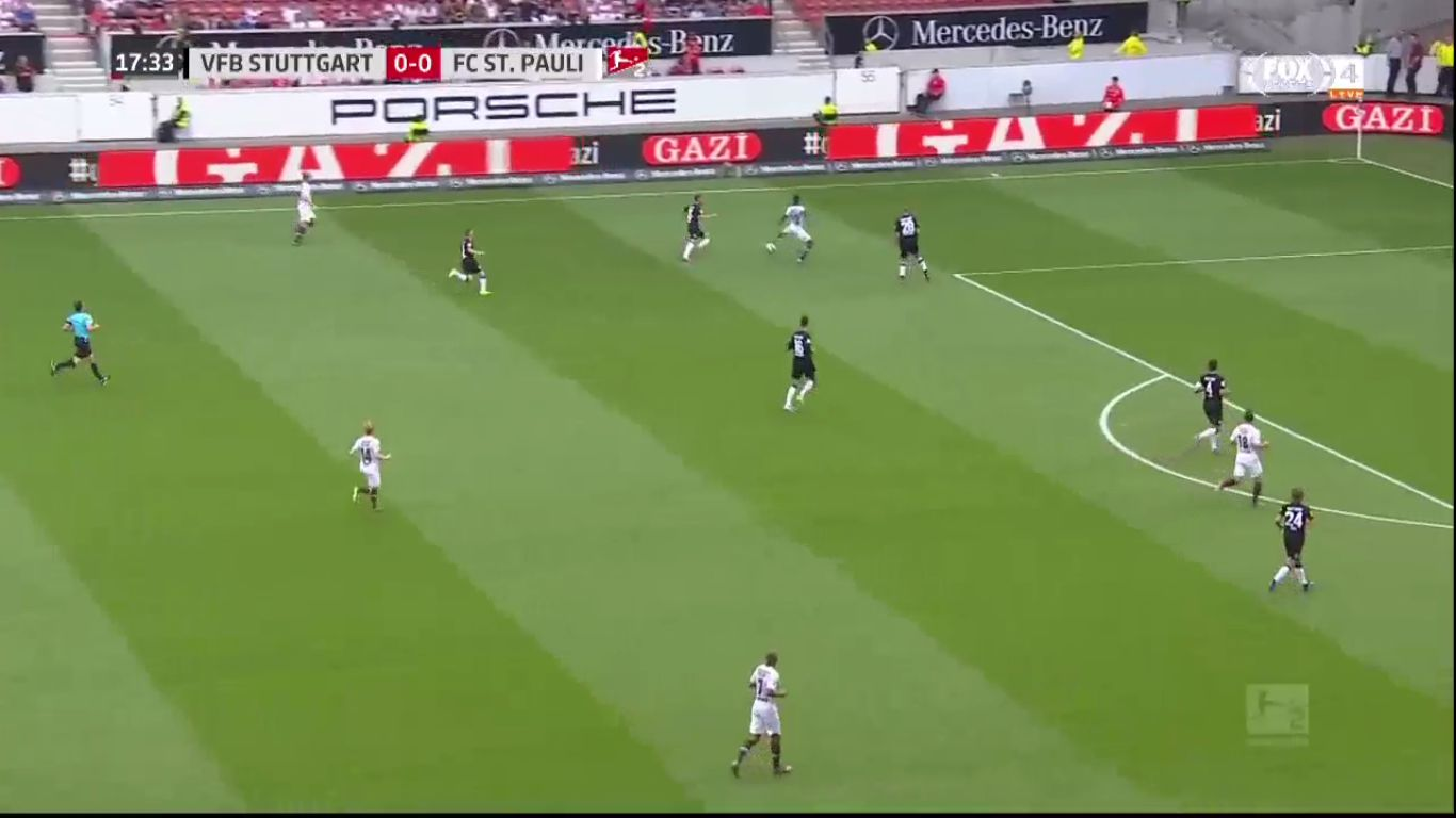 17-08-2019 - SV Wehen Wiesbaden 0-3 Hannover 96 (2. BUNDESLIGA)