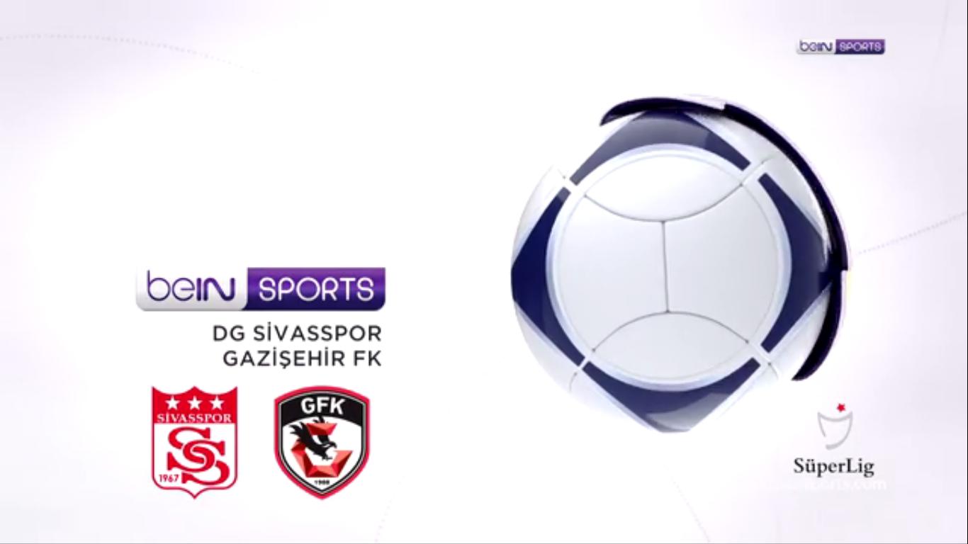 01-09-2019 - Sivasspor 1-1 Gazisehir Gaziantep FK