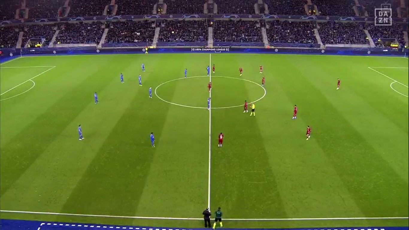 23-10-2019 - Genk 1-4 Liverpool (CHAMPIONS LEAGUE)