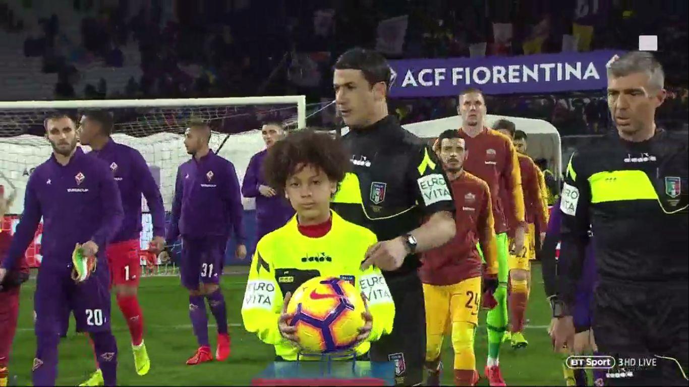30-01-2019 - Fiorentina 7-1 Roma (COPPA ITALIA)