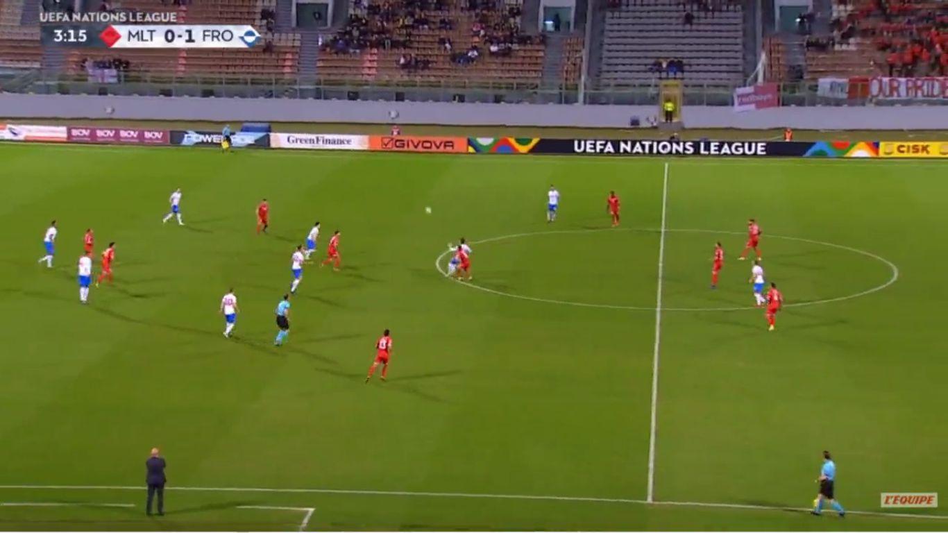 20-11-2018 - Malta 1-1 Faroe Islands (UEFA NATIONS LEAGUE)