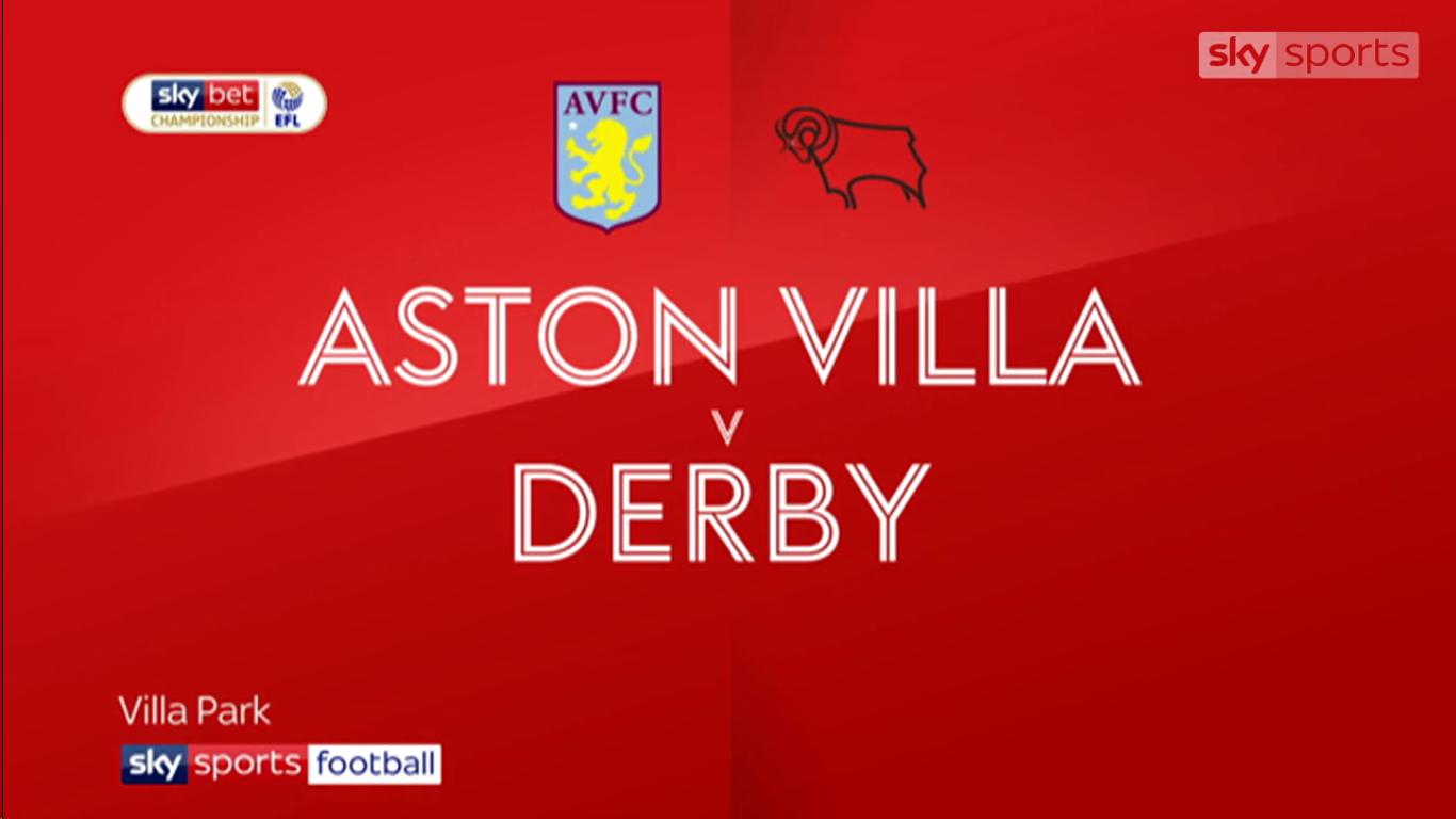 27-05-2019 - Aston Villa 2-1 Derby County (CHAMPIONSHIP - PLAYOFFS - FINAL)