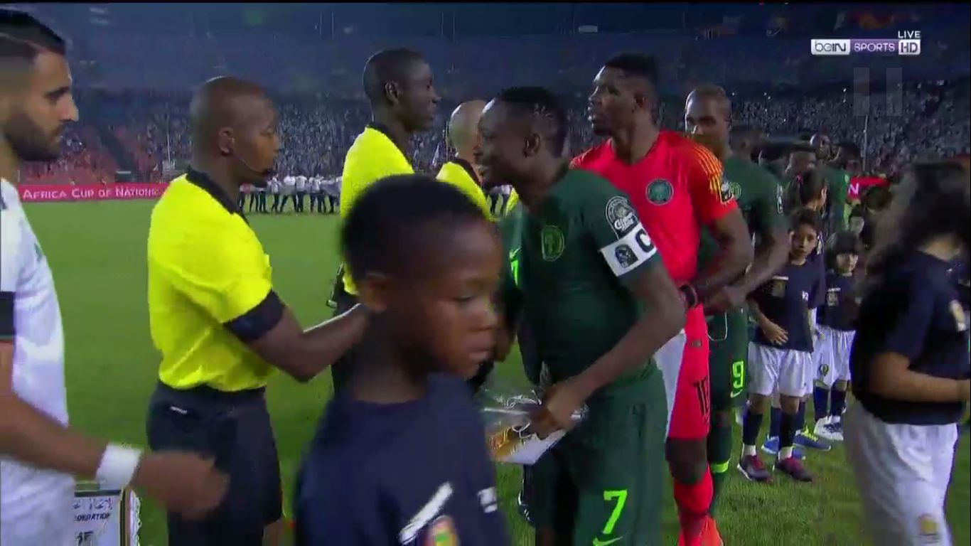 14-07-2019 - Algeria 2-1 Nigeria (AFRICA CUP OF NATIONS)