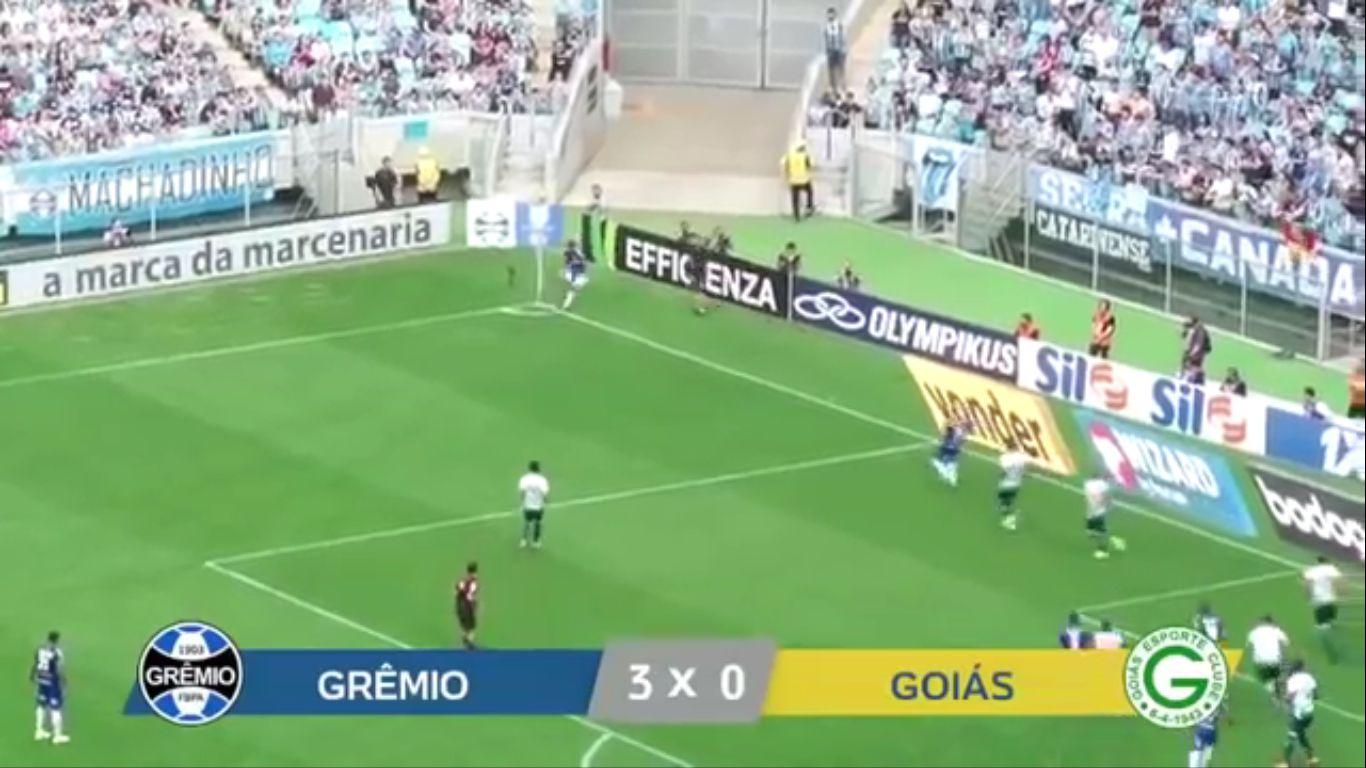 16-09-2019 - Gremio 3-0 Goias