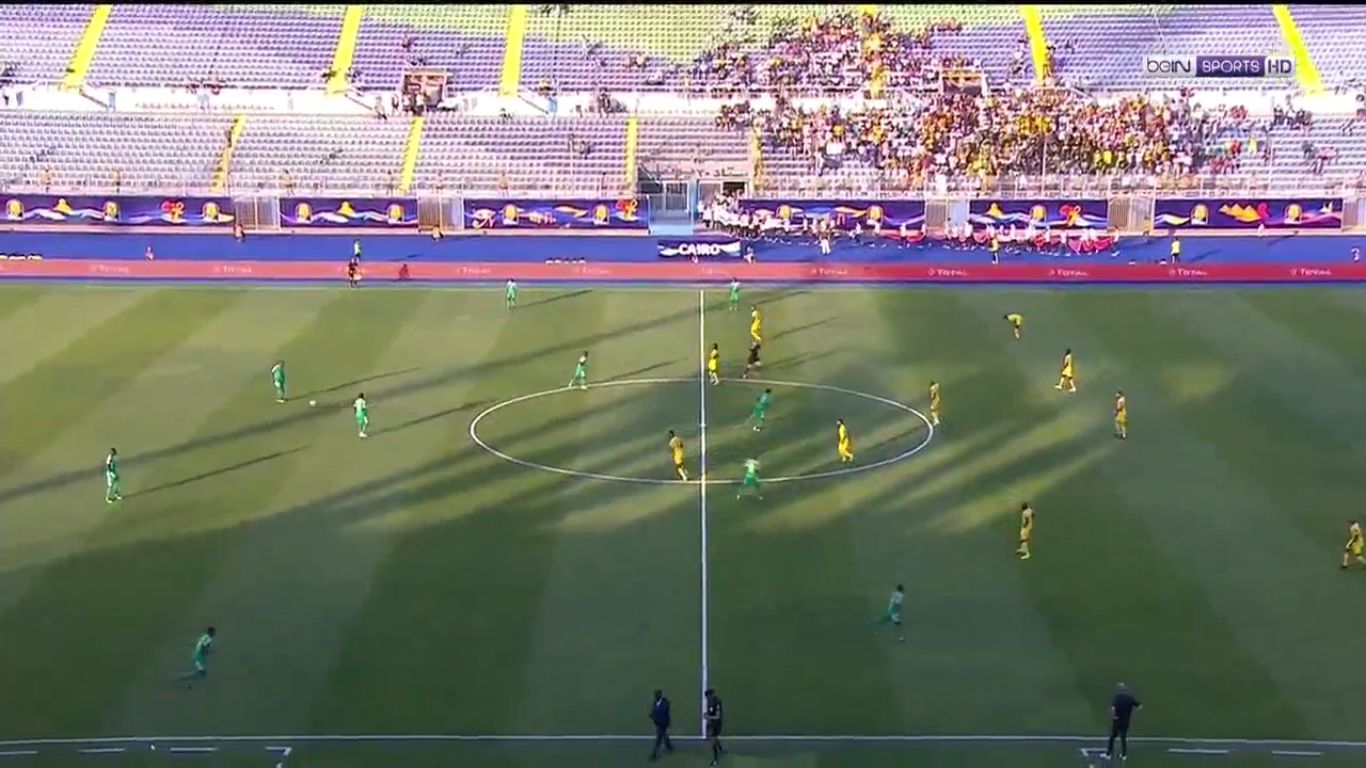 10-07-2019 - Senegal 1-0 Benin (AFRICA CUP OF NATIONS)