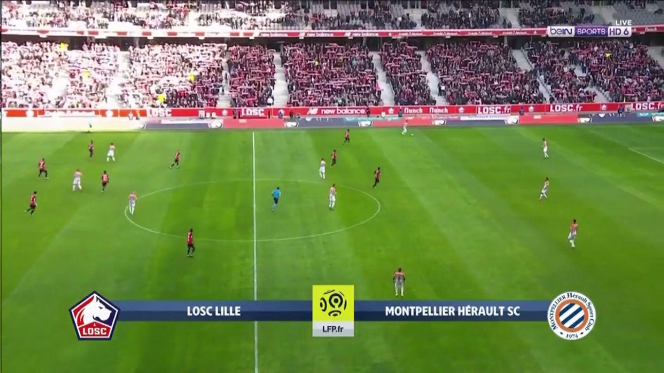 17-02-2019 - Lille 0-0 Montpellier