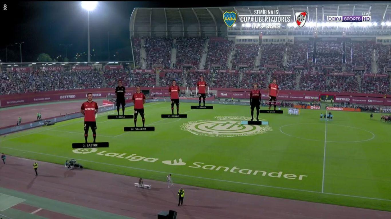 19-10-2019 - Mallorca 1-0 Real Madrid