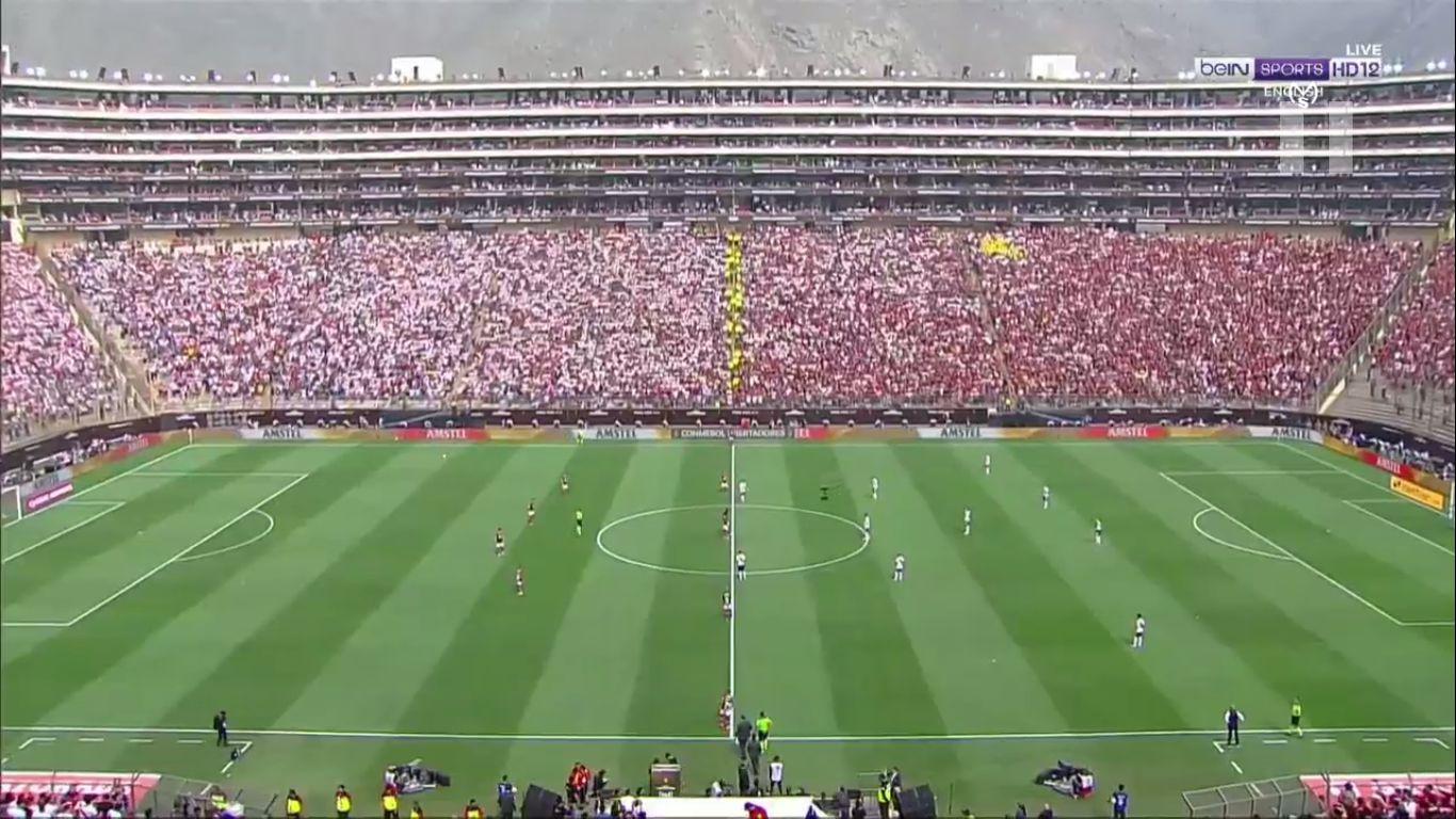 23-11-2019 - River Plate 1-2 Flamengo (COPA LIBERTADORES - FINAL)