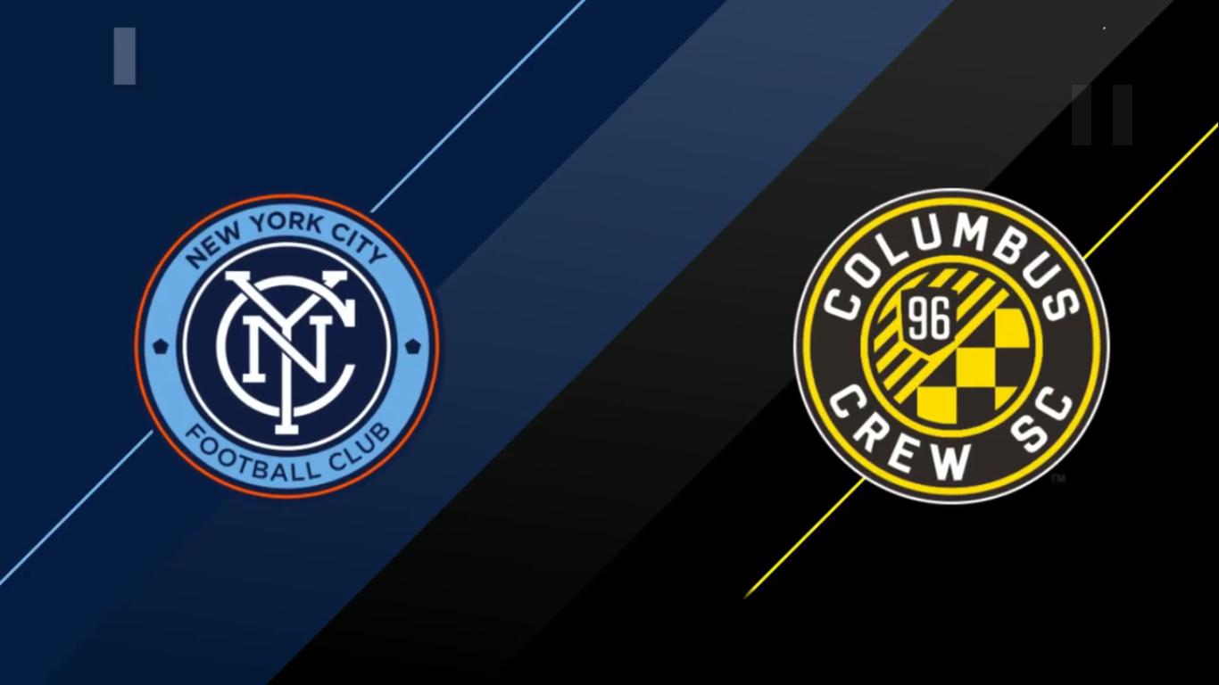 22-08-2019 - New York City FC 1-0 Columbus Crew