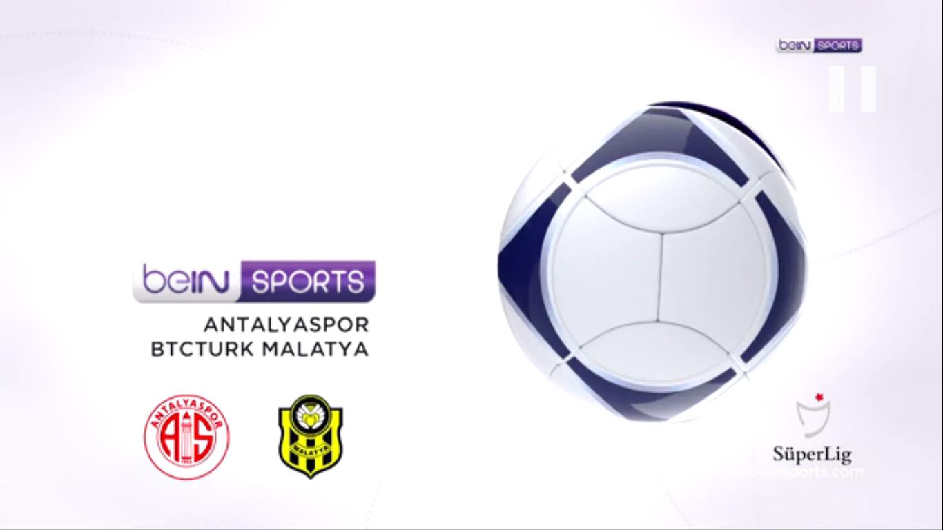 29-09-2019 - Antalyaspor 3-0 Yeni Malatyaspor