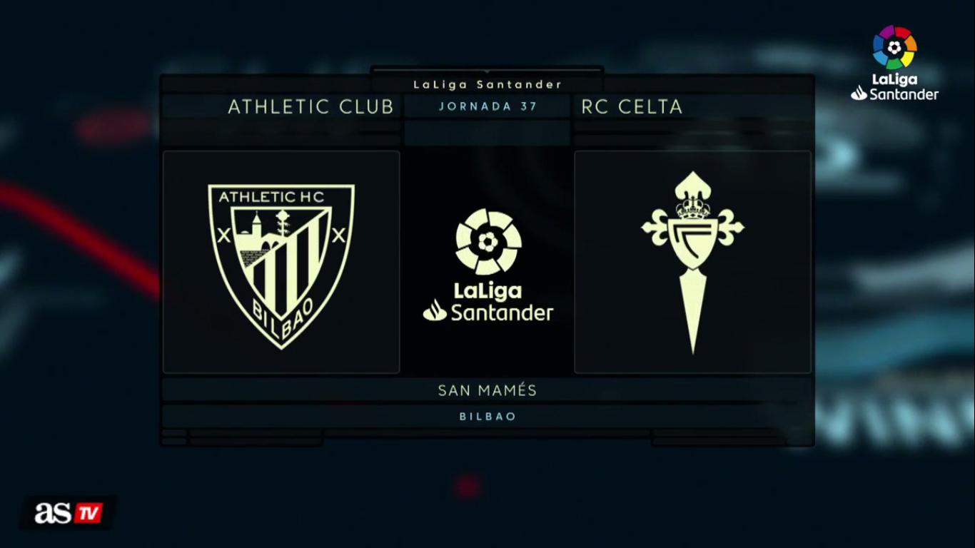 12-05-2019 - Athletic Bilbao 3-1 Celta Vigo