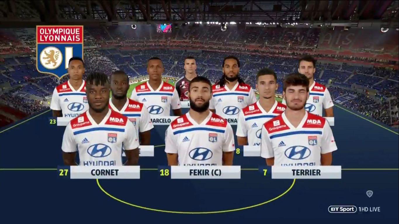 19-04-2019 - Lyon 2-1 Angers