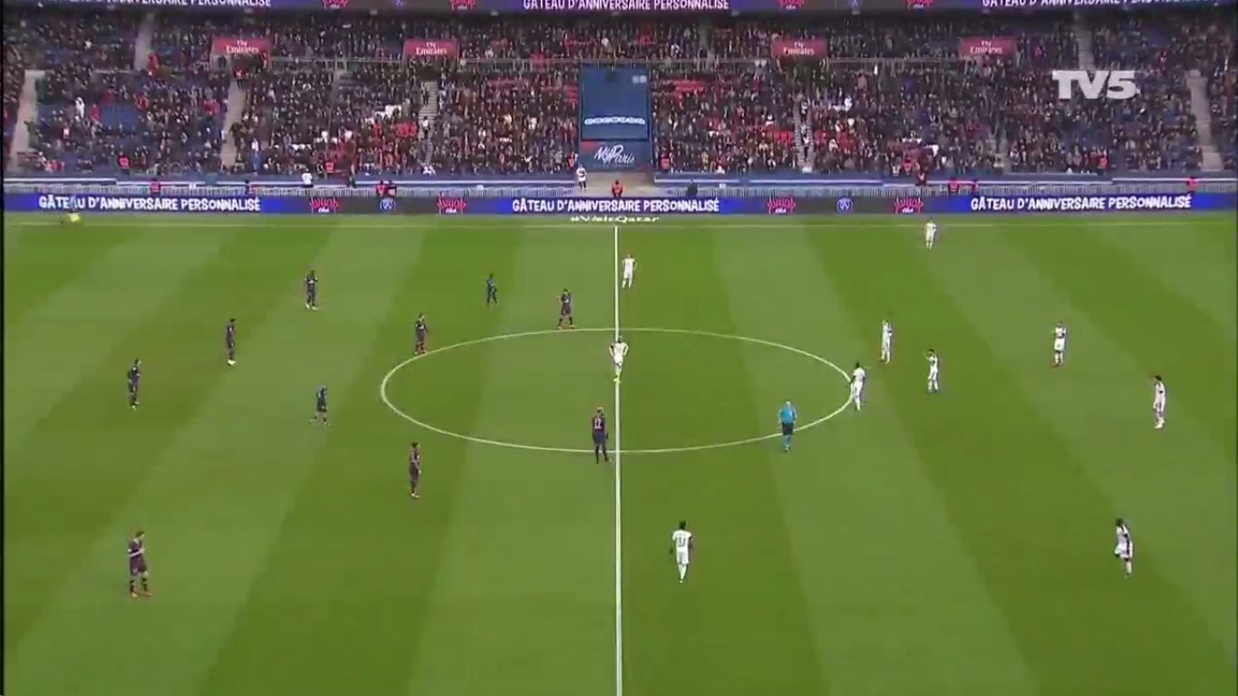 09-02-2019 - Paris Saint-Germain 1-0 Bordeaux