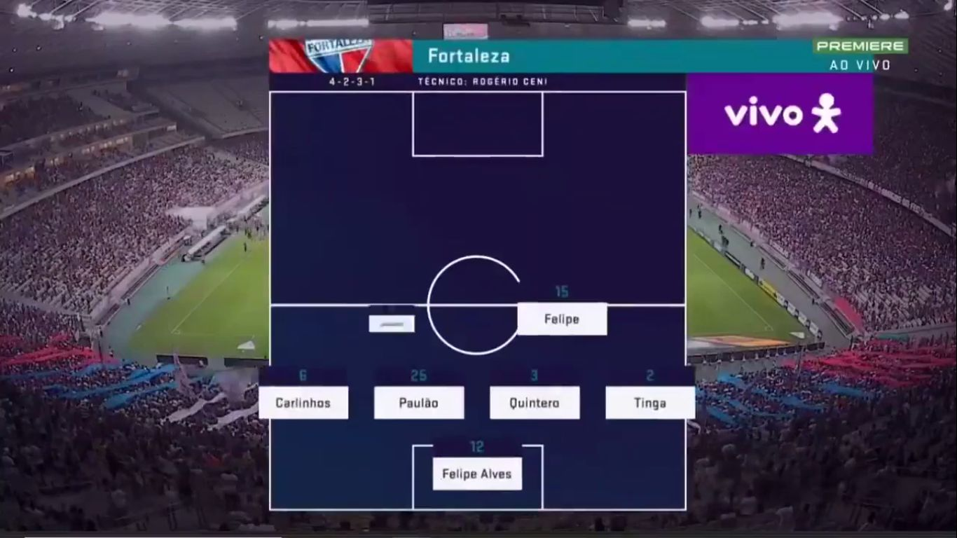 18-11-2019 - Fortaleza EC CE 3-0 CSA AL