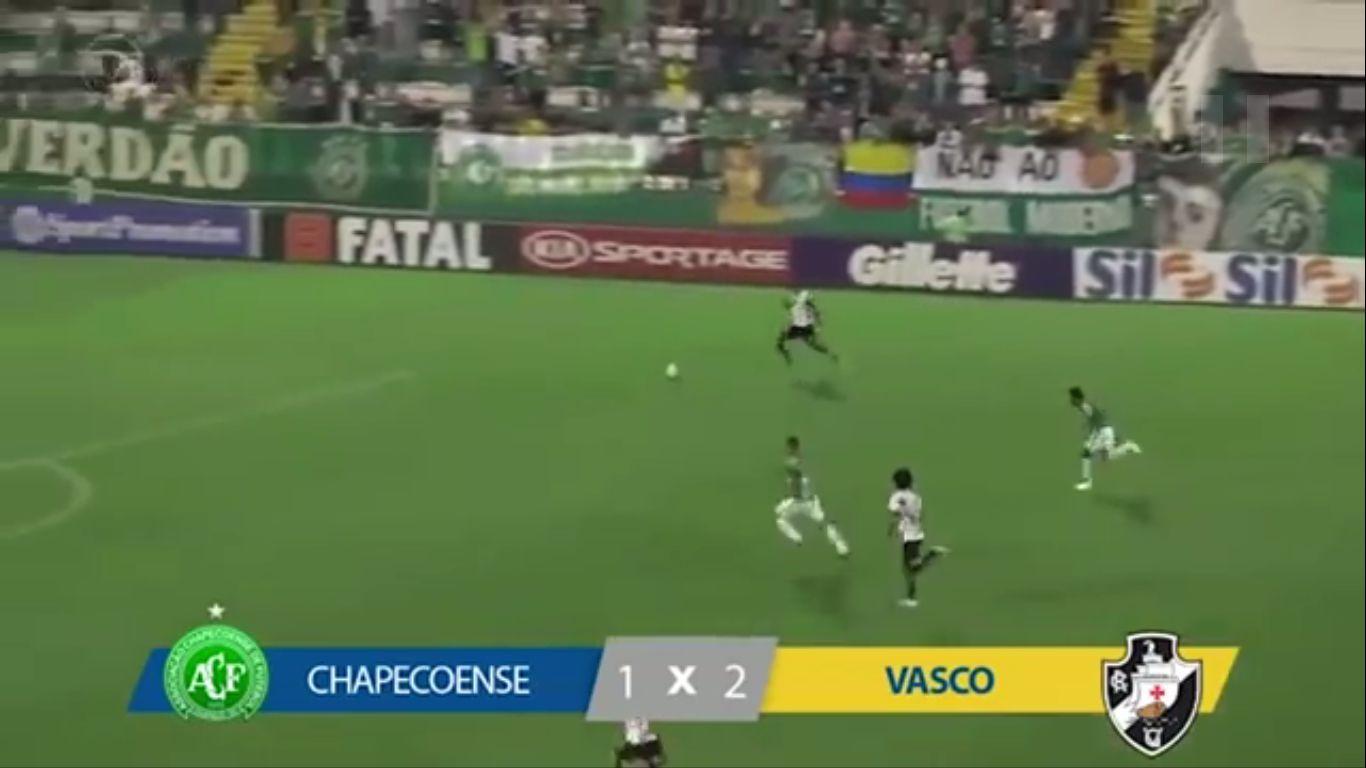 15-09-2019 - Chapecoense AF 1-2 CR Vasco DA Gama RJ