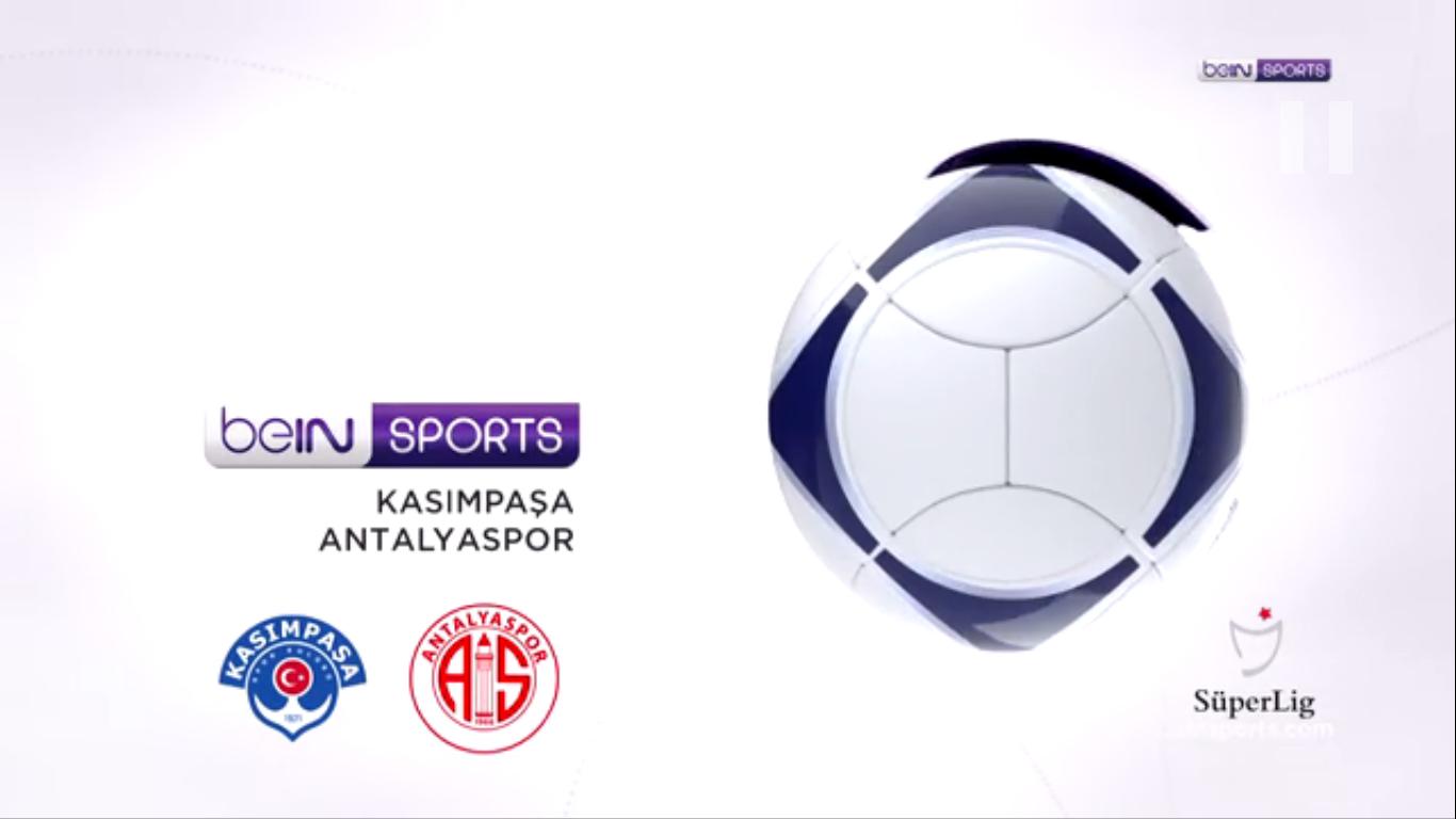 21-09-2019 - Kasimpasa 3-0 Antalyaspor