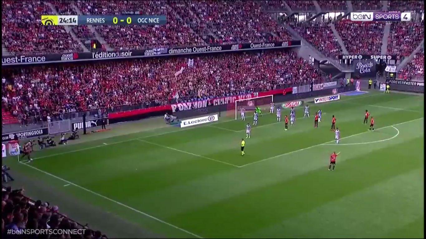 01-09-2019 - Rennes 1-2 Nice