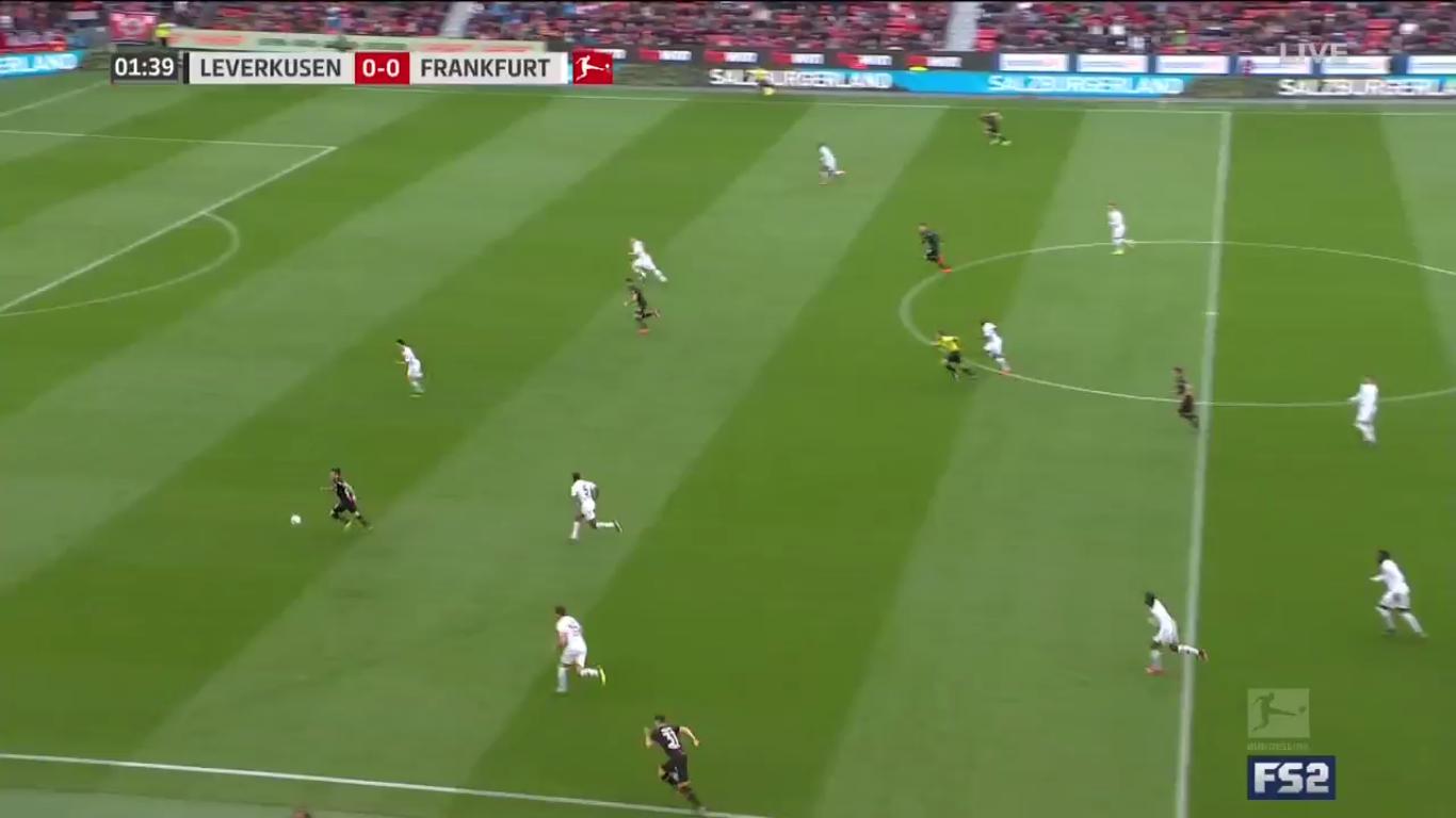 05-05-2019 - Bayer Leverkusen 6-1 Eintracht Frankfurt