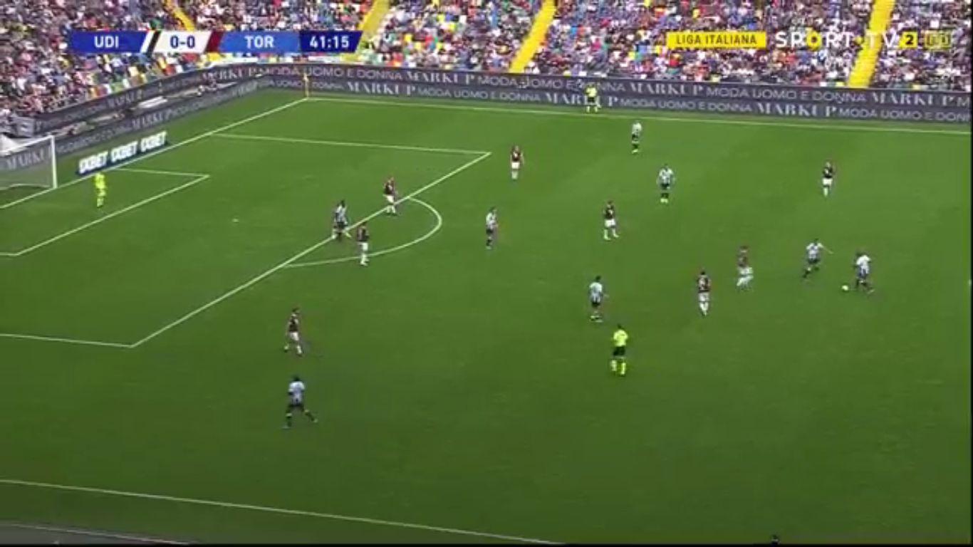 20-10-2019 - Udinese 1-0 Torino