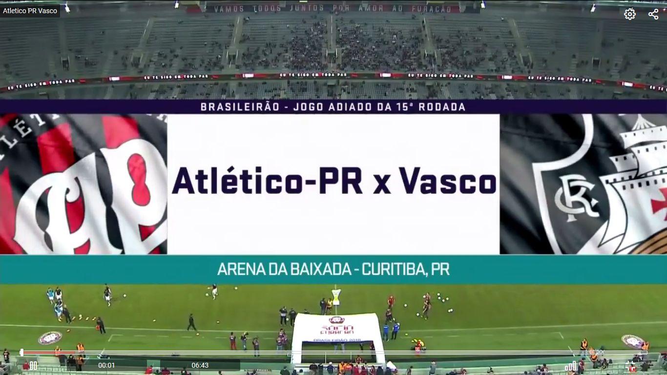30-08-2018 - Cruzeiro 0-1 Flamengo (COPA LIBERTADORES)