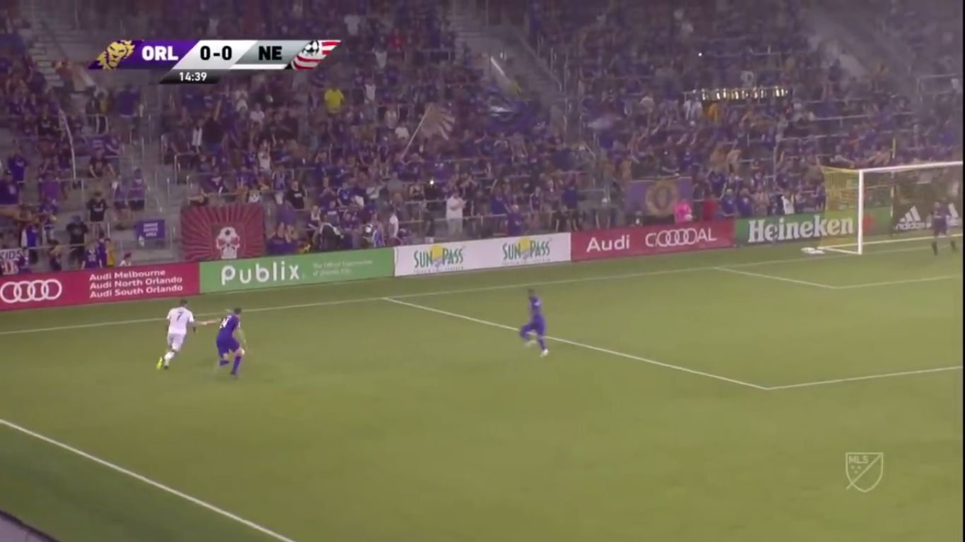 15-09-2019 - Orlando City 3-3 New England Revolution